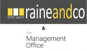 Raine and Mgt office co logo